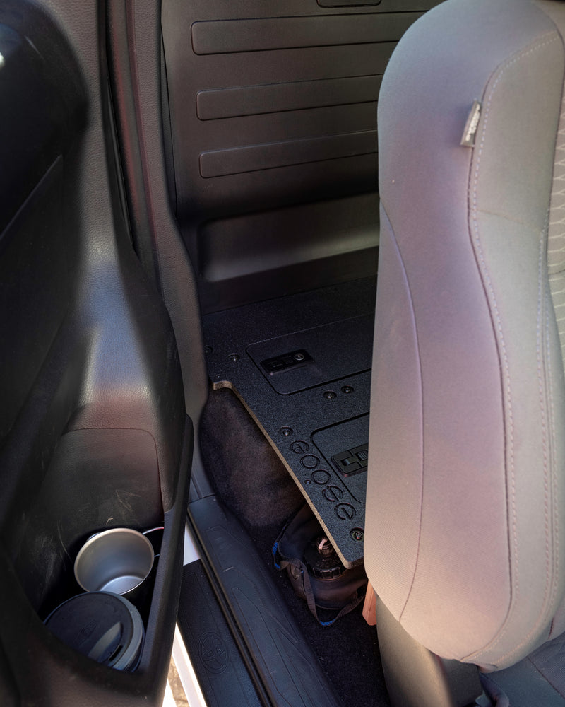 Tacoma Access Cab 2nd Row Seat Delete for 3rd Generation