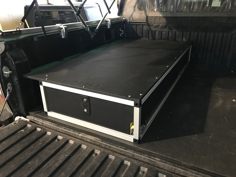 Tacoma System - Module Top Plate - No Access Doors