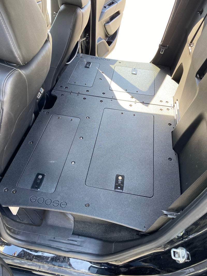Chevy Colorado 2nd Gen Rear Seat Delete Options