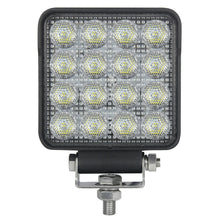 Load image into Gallery viewer, 4-inch Square OSRAM LED Auxiliary Backup Reverse Work Light - 3000 Lumens