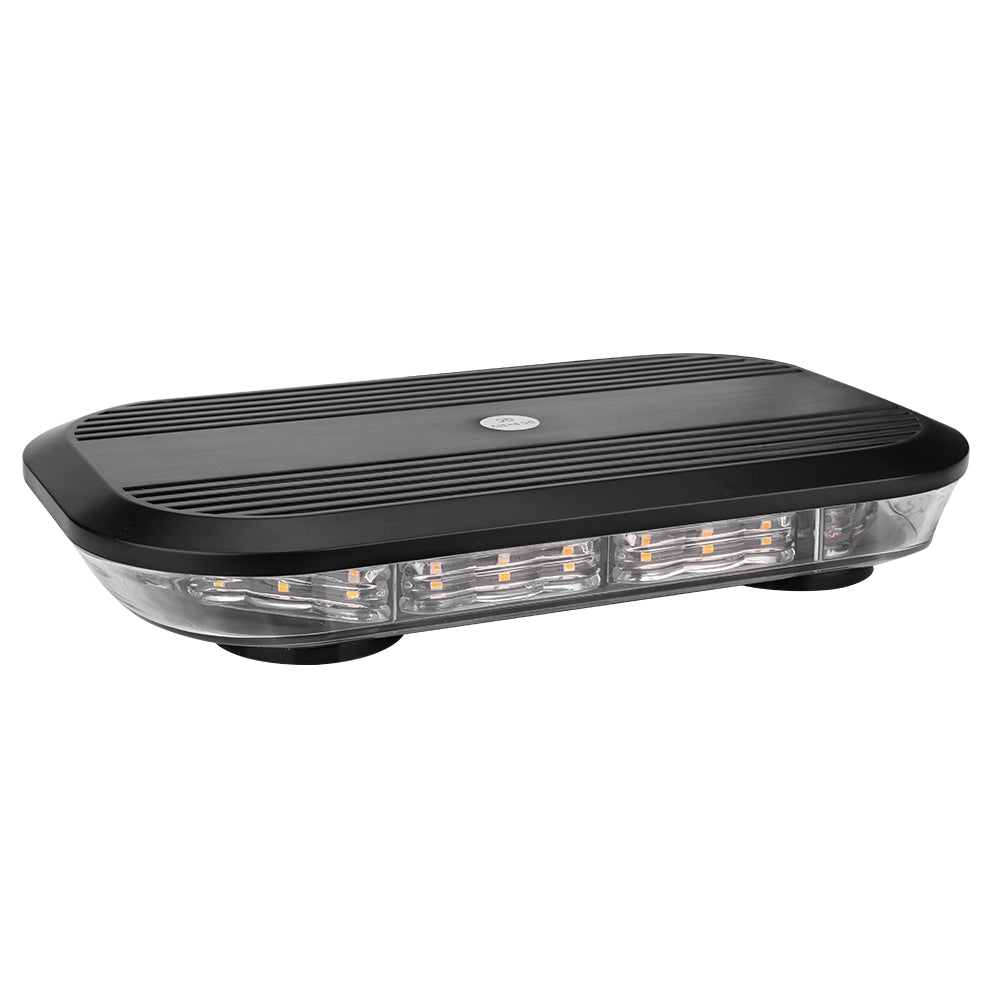 12-inch 30 LEDs Emergency Automotive Strobe Mini Bar