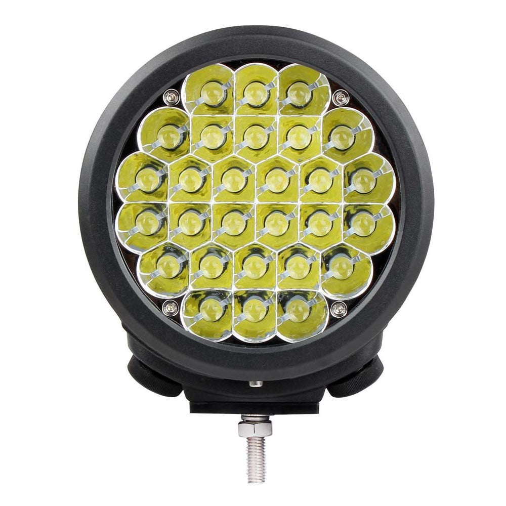 7-inch Round Off-road LED Driving Light  - 28x5W CREE - 12600 Lumens