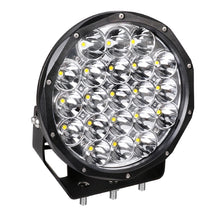 Load image into Gallery viewer, 9-inch Round High Intensity Off-road LED Driving Light - 21x5W OSRAM