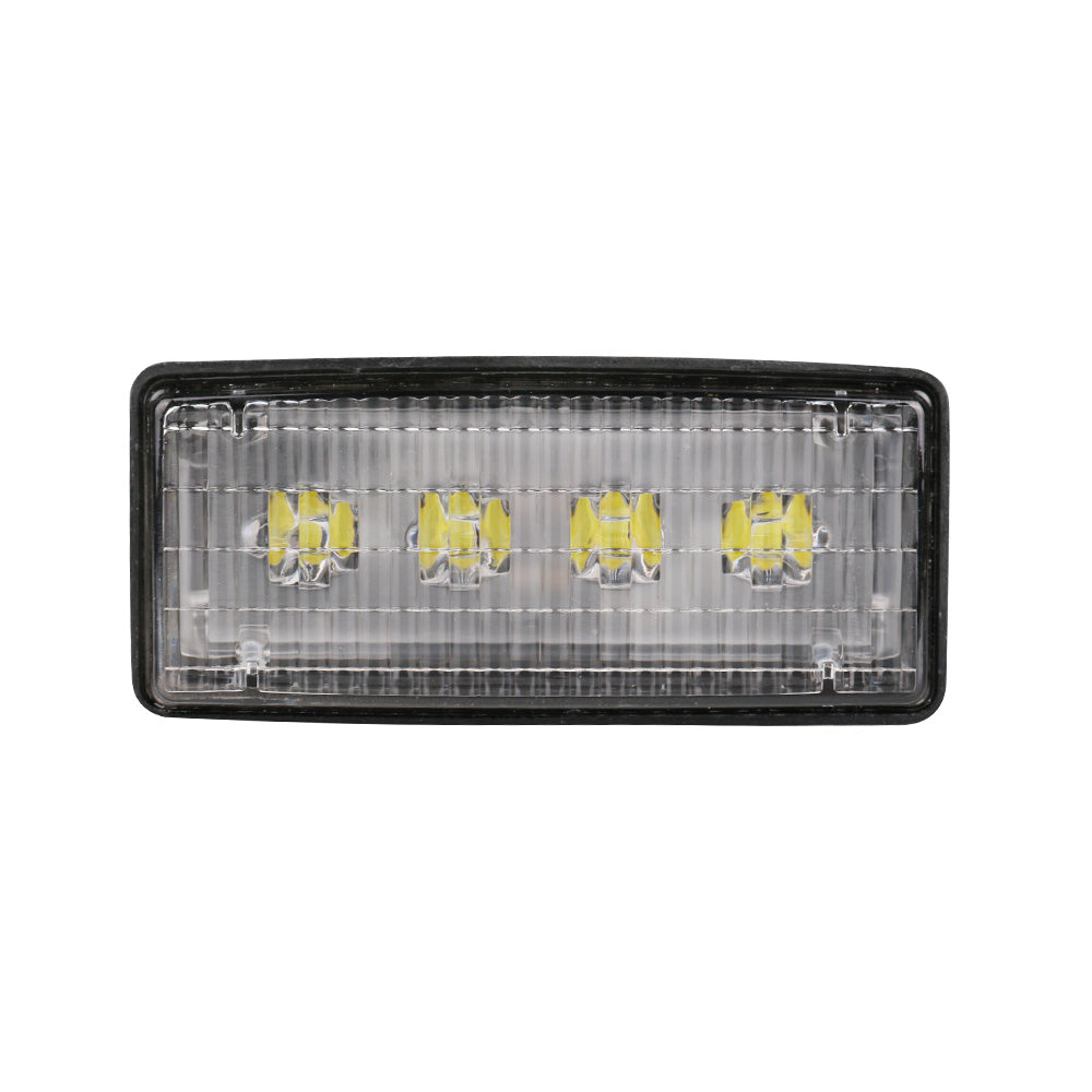 "5""x2"" Rectangular LED Auxiliary Light with Driving Beam Pattern - 20W - 2000 Lumens"