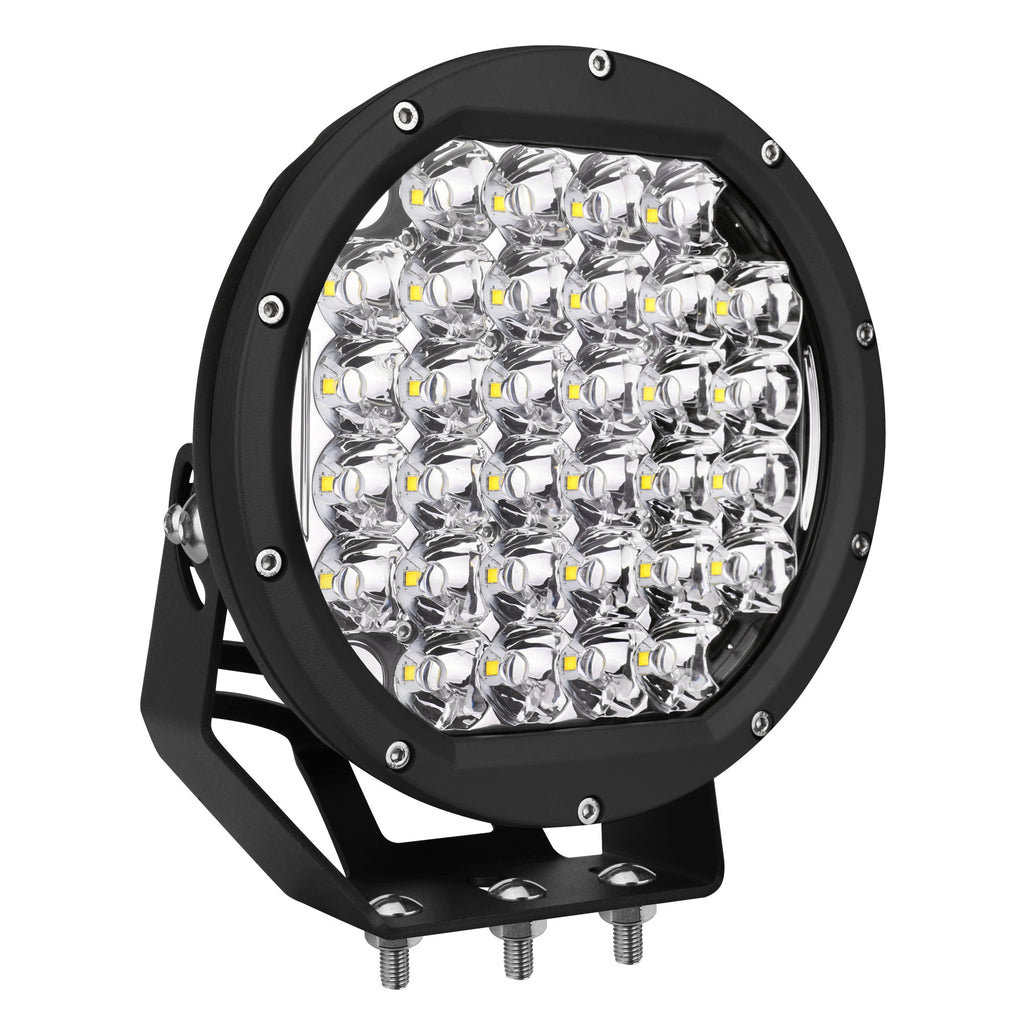 8-inch Round Off-road LED Driving Light - 32x5W CREE