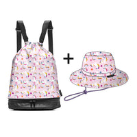 03. Unicorn Swim Bag Pack - 3 Little Monkeys