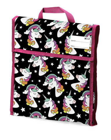 05. School Book Bag - Unicorn Star