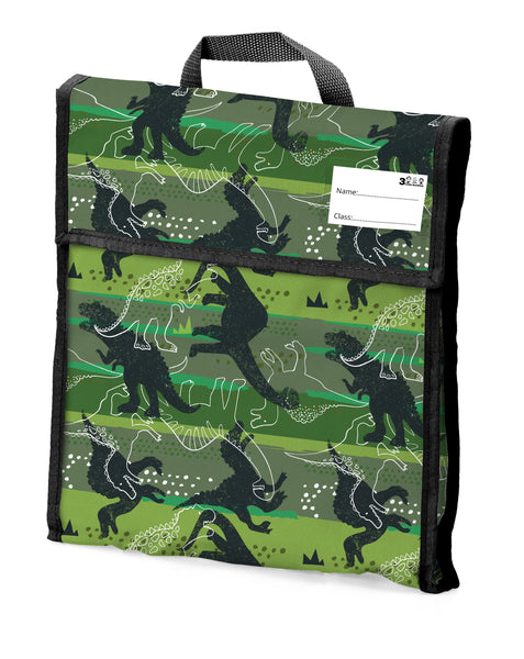 06. School Book Bag - Dinosaur
