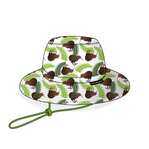 07. Kiwi Summer Bucket Hat