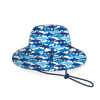 09. Shark Summer Bucket Hat - 3 Little Monkeys