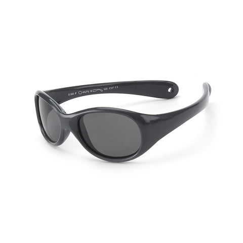 BABY Flexible Sunglasses - Black