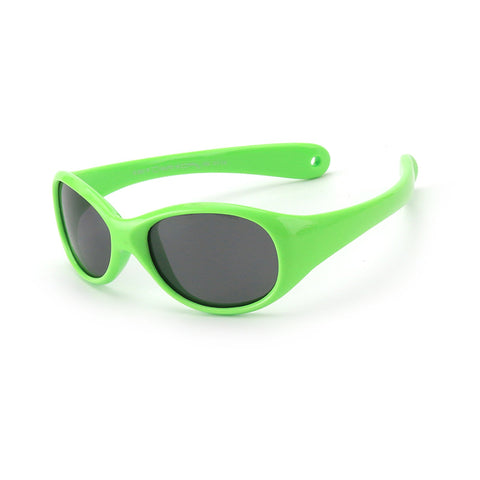 BABY Flexible Sunglasses - Green