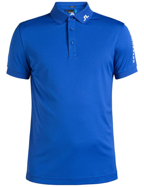 Tour Tech Reg TX Jersey Polo - Strong Blue