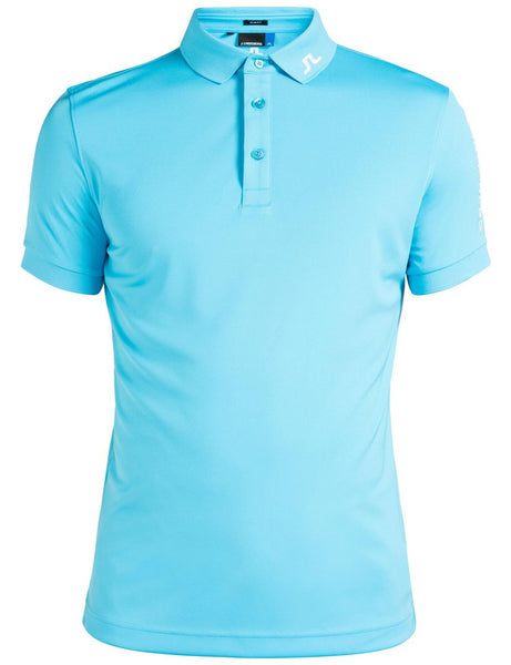 Tour Tech TX Jersey Slim Polo - Acqua
