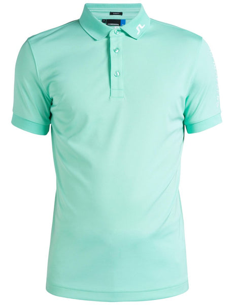 Tour Tech Reg TX Jersey Polo - Mint
