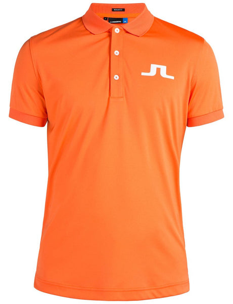 Big Bridge TX Jersey Polo - Racing Orange