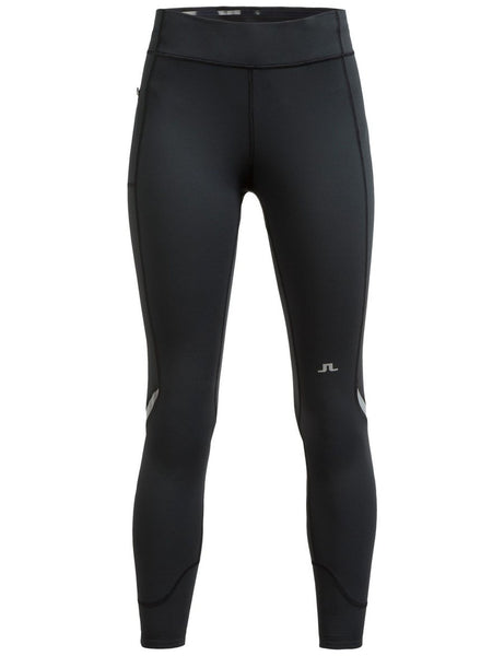 Compression Sports Leggings - Black