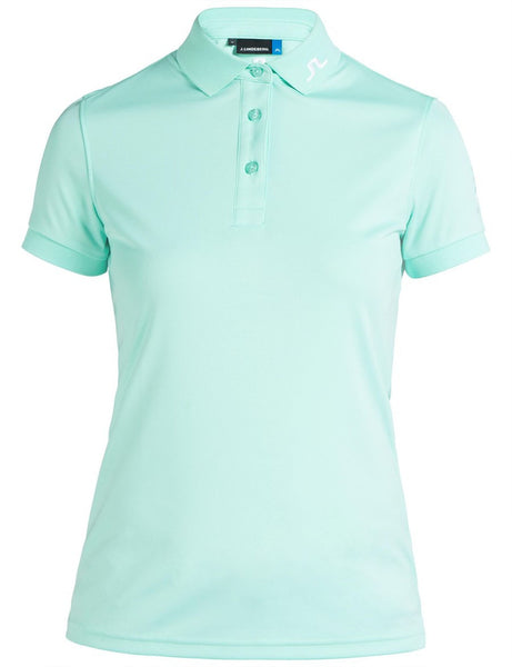 Tour Tech Slim TX Polo - Mint