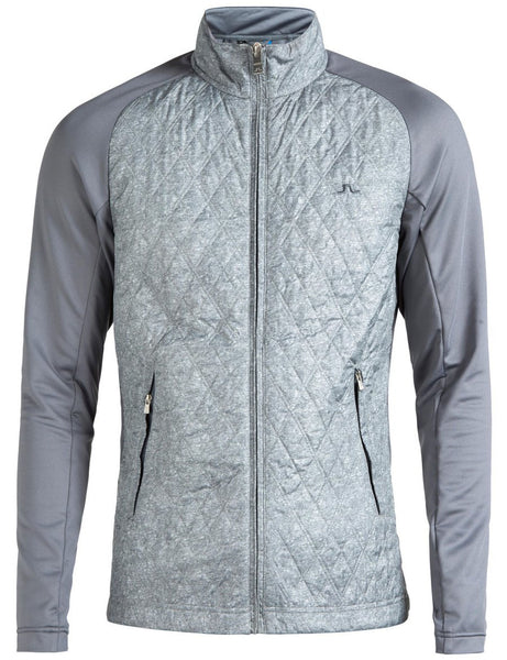 Robert Hybrid Jacket - Granite