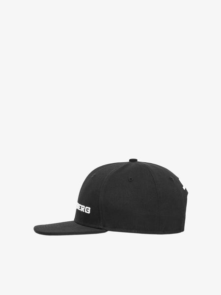 Colton Flexi Twill Cap - Black