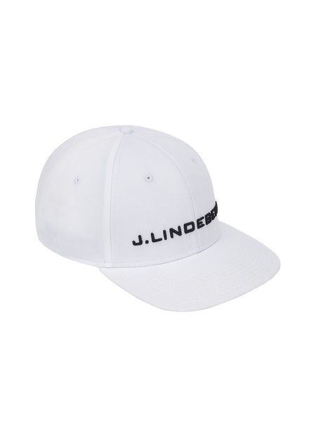 Colton Flexi Twill Cap - White