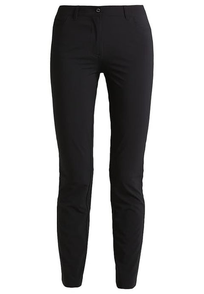 Jasmine Micro Stretch Pant - Black