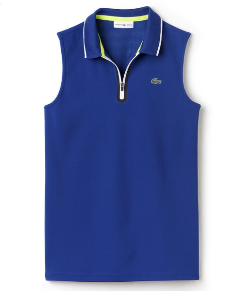 Sleeveless Performance Tank - Royal Blue