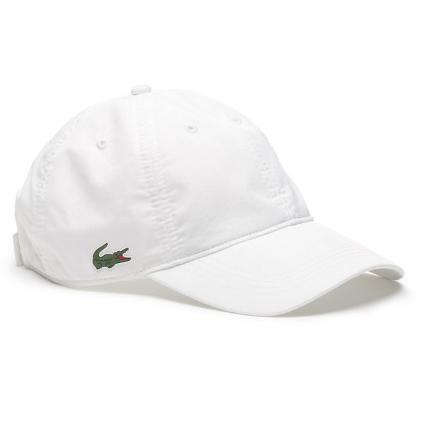 Sports Dry Fit Cap - White