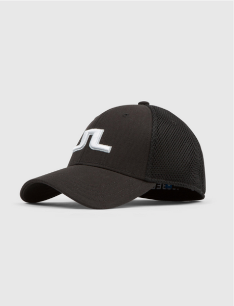 Bon Flexi Twill Cap - Black