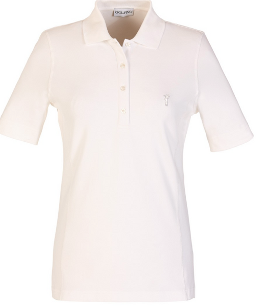 Sun Protection Polo - Snow