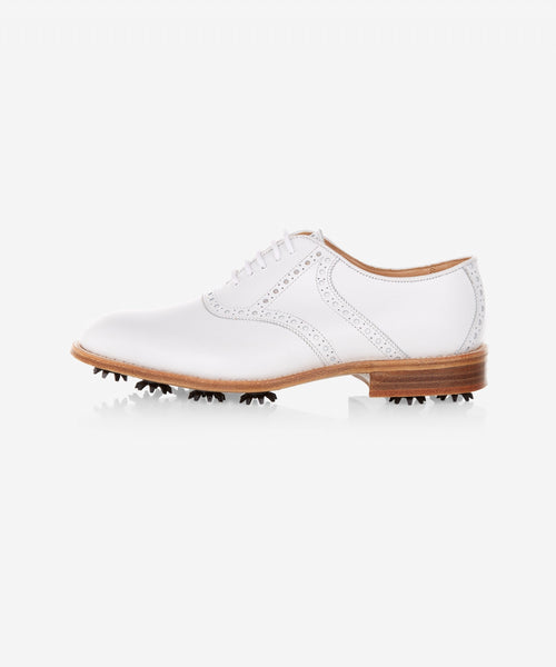 Tricker's X Golf Shoes - White