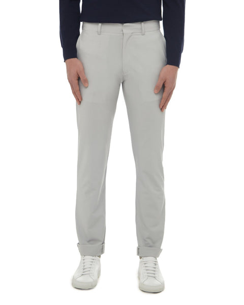 Performance Sport Chino - Light Grey