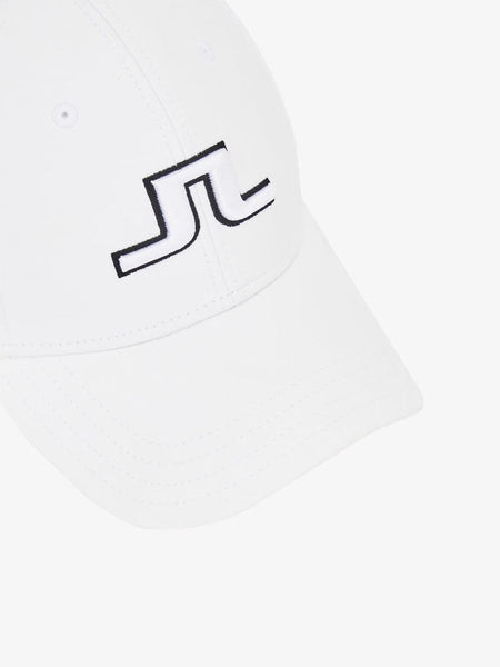 Angus Tech Stretch Cap - White