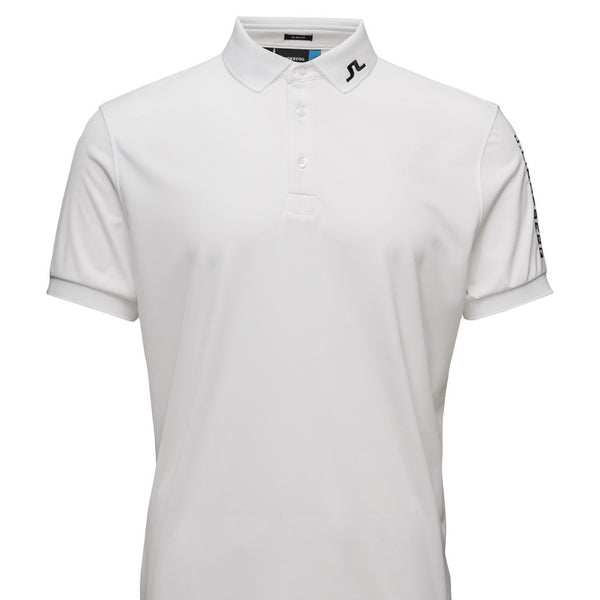 Tour Tech TX Jersey Slim Polo - White
