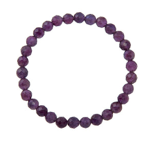 6mm Amethyst (Stone of Serenity)
