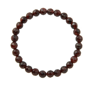 6mm Garnet (Stone of Protection)