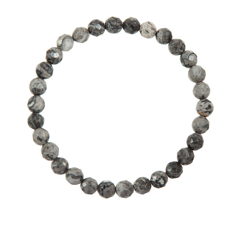 6mm Gray Agate