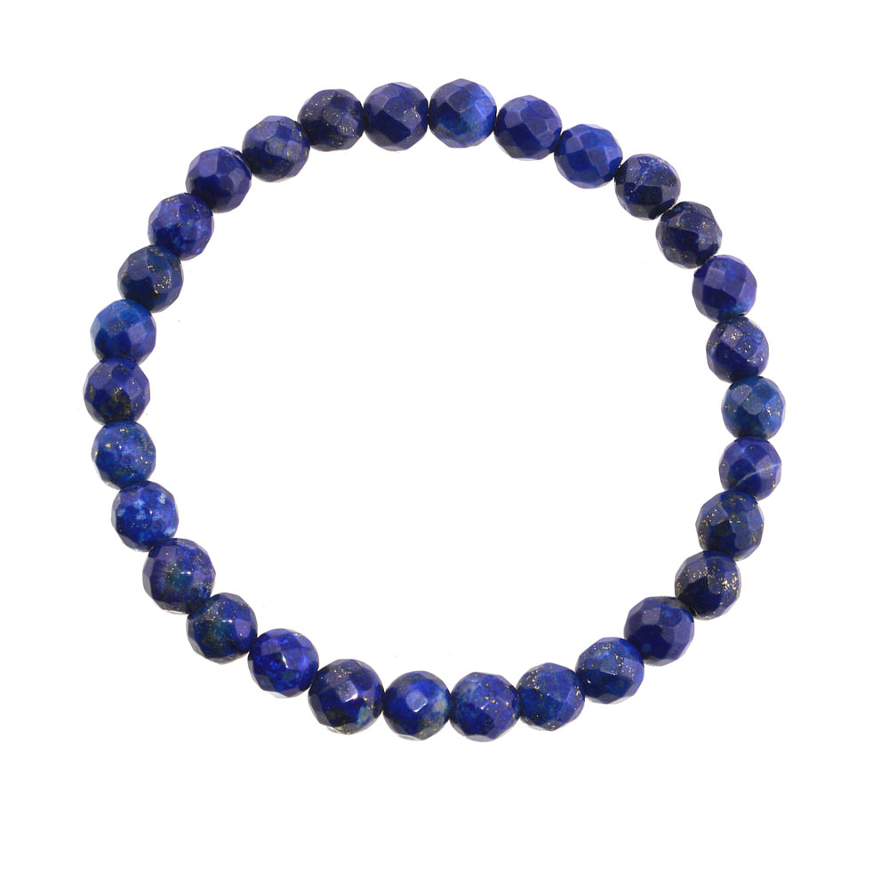 6mm Lapis (Stone of Clarity)