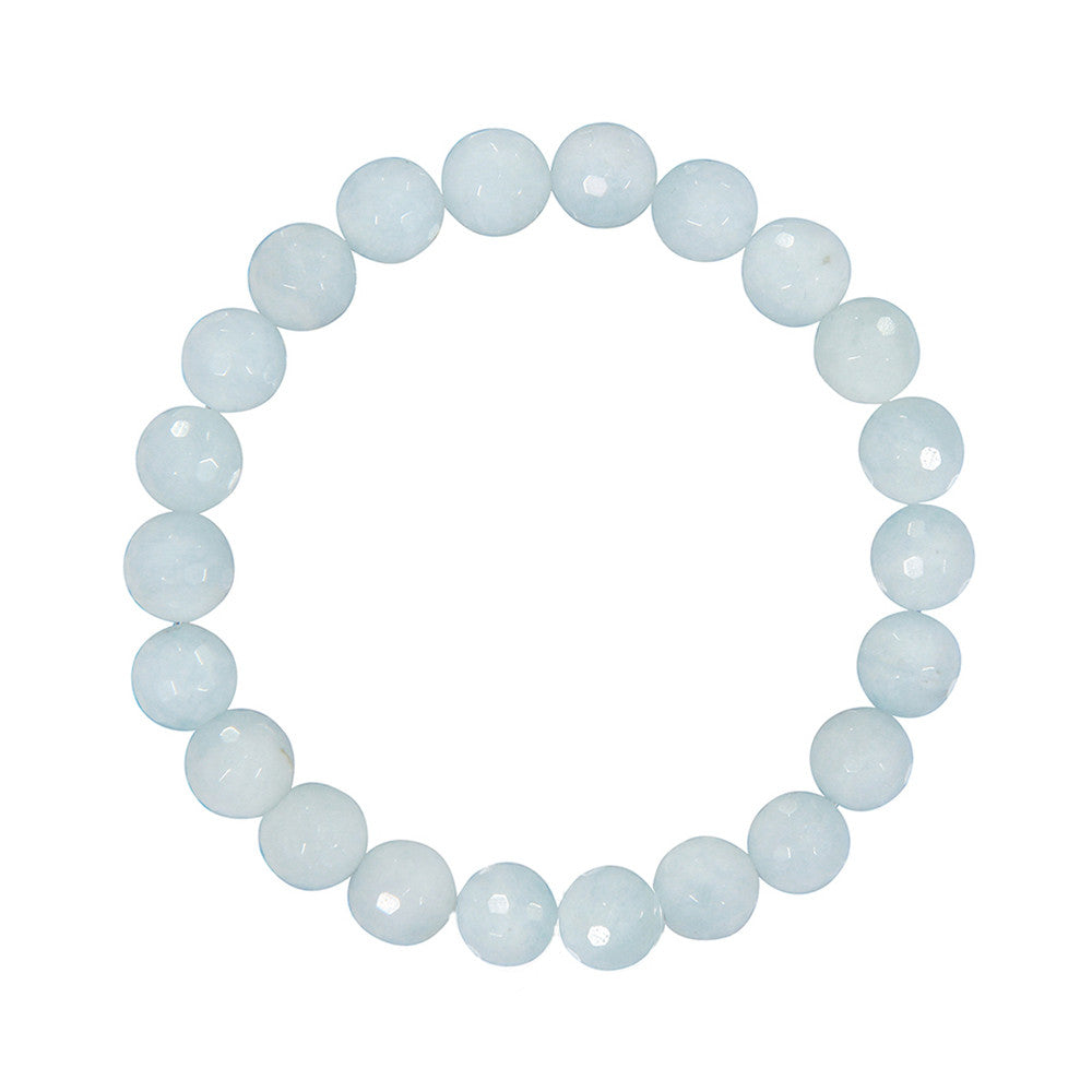 8mm Aquamarine (Stone of Peace)