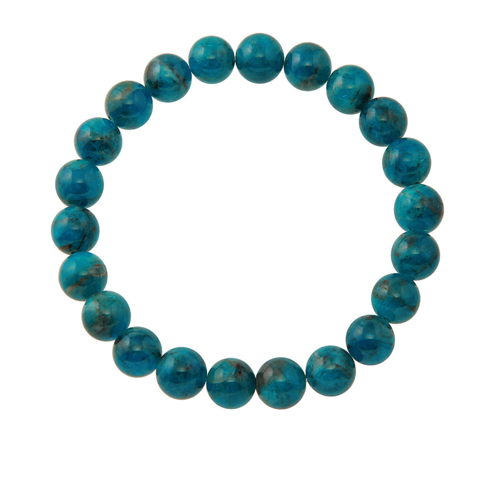 8mm Apatite (Stone of Manifestation)