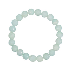 8mm Amazonite (Stone of Truth)