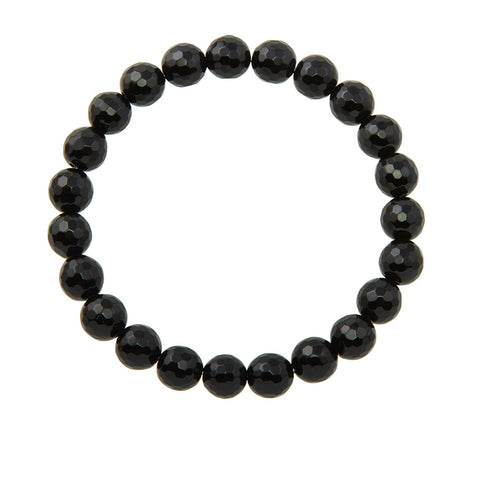 8mm Black Onyx (Stone of Grounding)