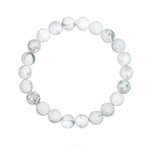 8mm Howlite (Stone of Calming)