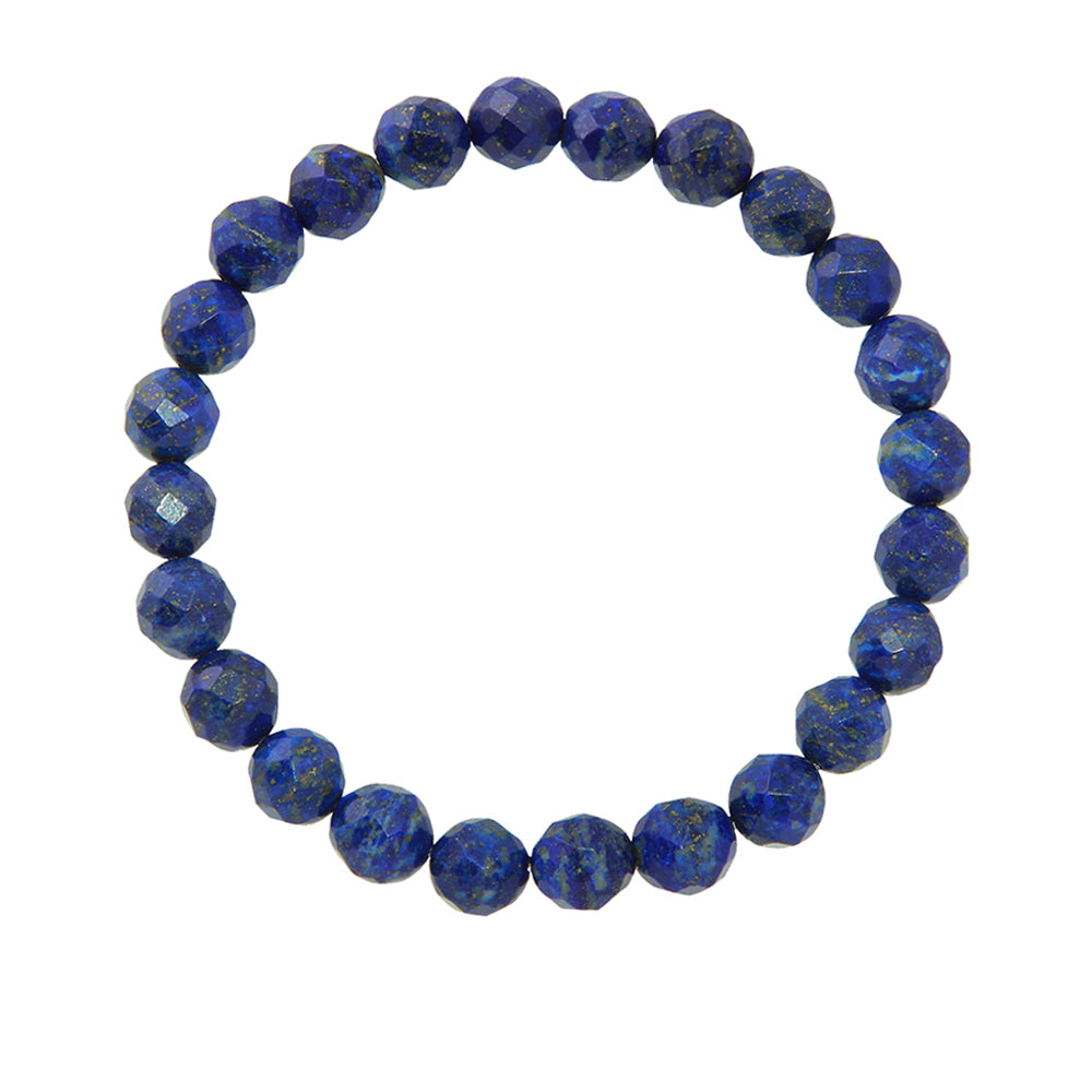 8mm Lapis (Stone of Clarity)