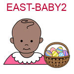Easter Baby 2