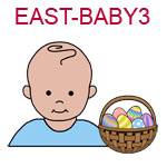 Easter Baby 3