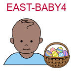 Easter Baby 4