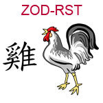 Zodiac Rooster