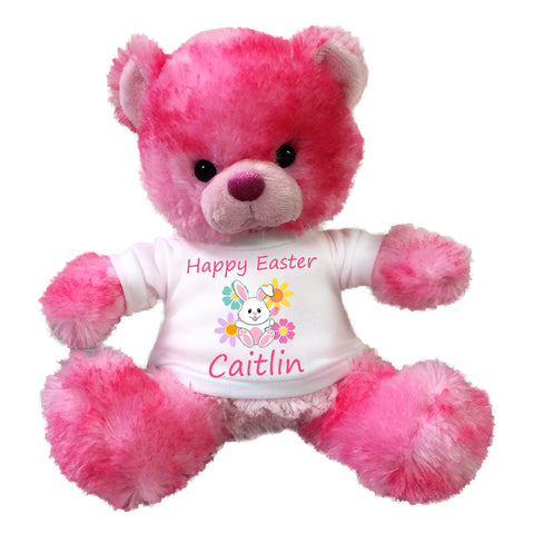 Personalized Easter Cherrydrop Teddy Bear