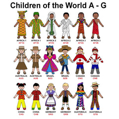 Children of the World T Shirt